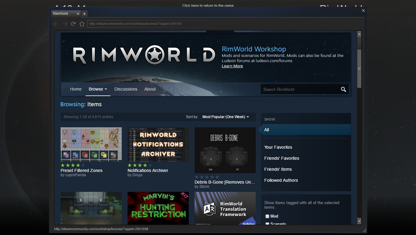The Steam Workshop | - PC Games for Steam